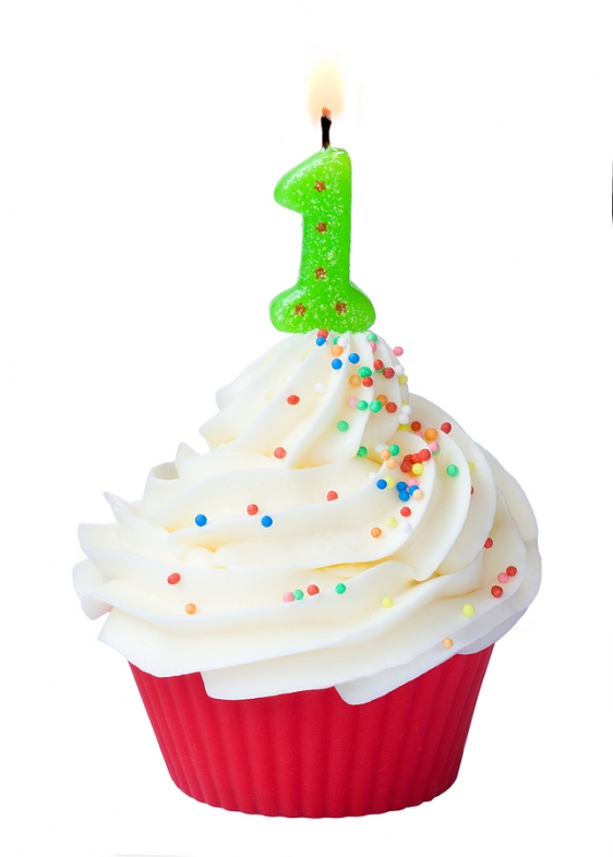 bigstock_first_birthday_cupcake_7328690