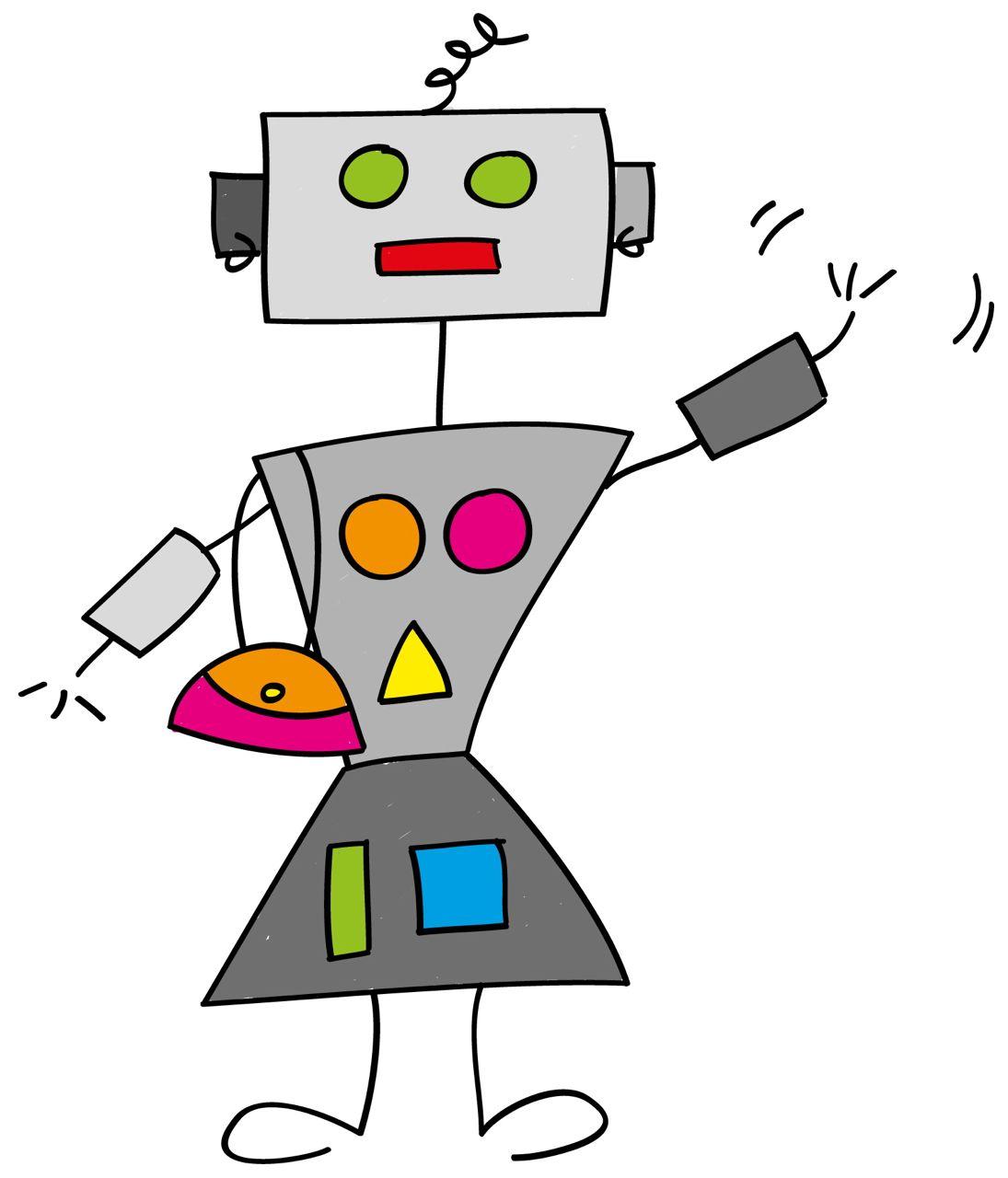 Lady Robot