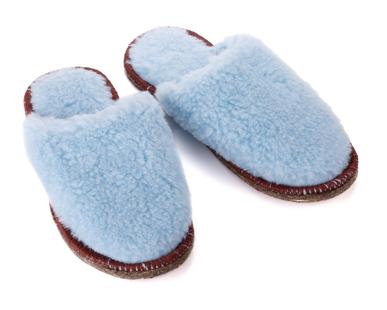 Appropriate Blogging Footwear